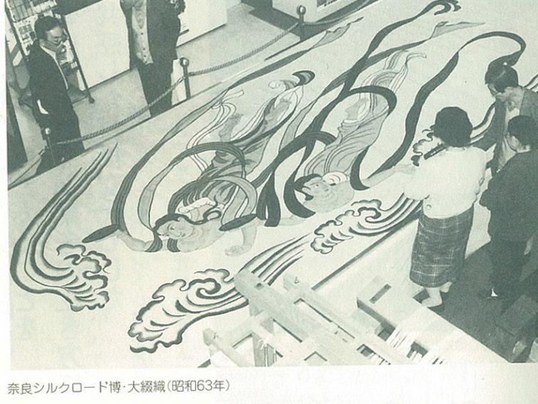 着物はっ水加工の歴史⑤(パールトーン加工)